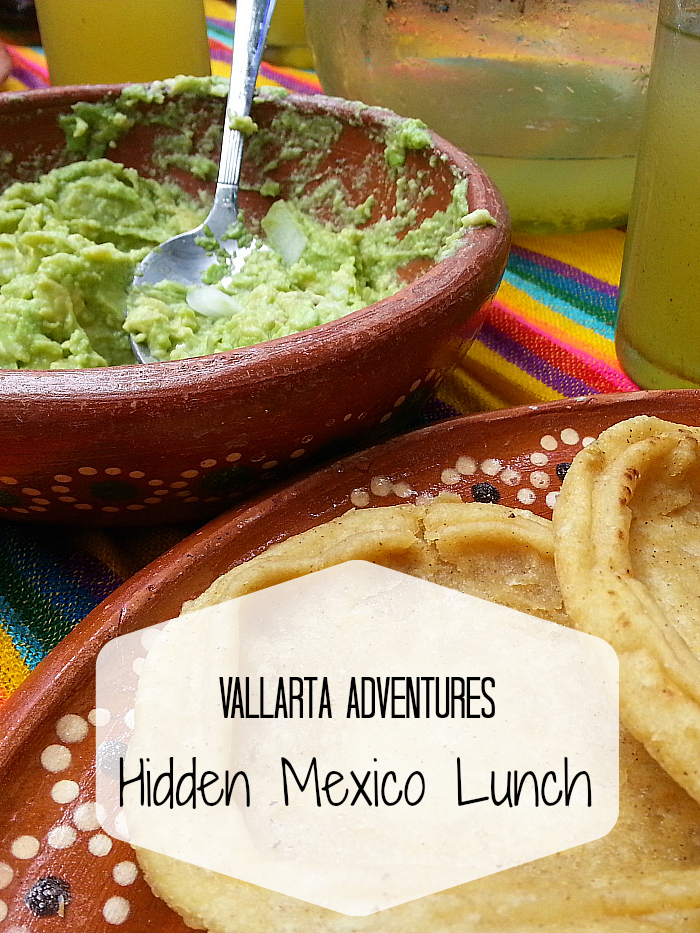 Vallarta Adventures Hidden Mexico Lunch