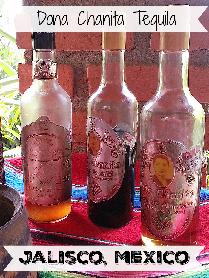 Dona Chanita Tequila Distillery Tour in Jalisco, Mexico near Puerto Vallarta
