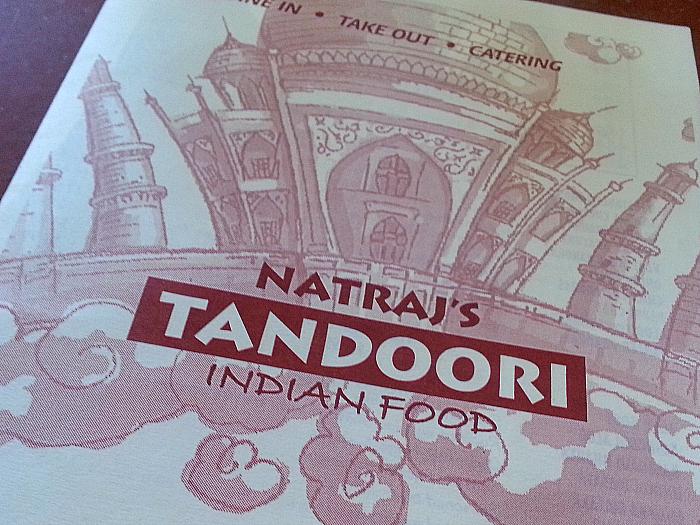 Natraj's Tandoori - Irvine, California