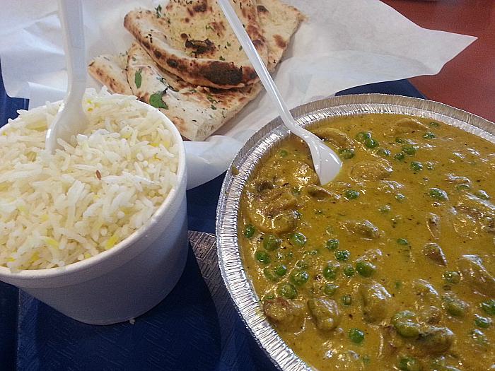 Natraj Tandoori Restaurant in Irvine, California