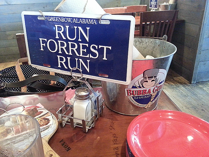 Bubba Gump Shrimp Co. - Miami, Florida