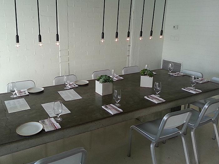 Workshop Kitchen + Bar in Palm Springs, California