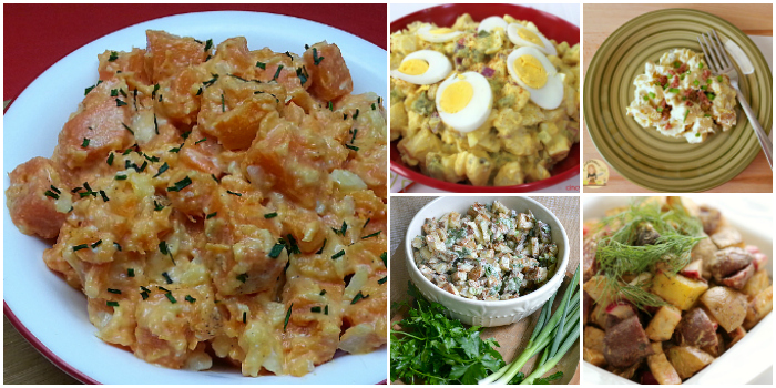 Great Potato Salad Recipes