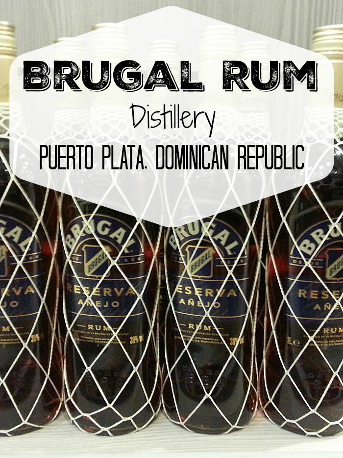Brugal Rum Distillery in the Dominican Republic