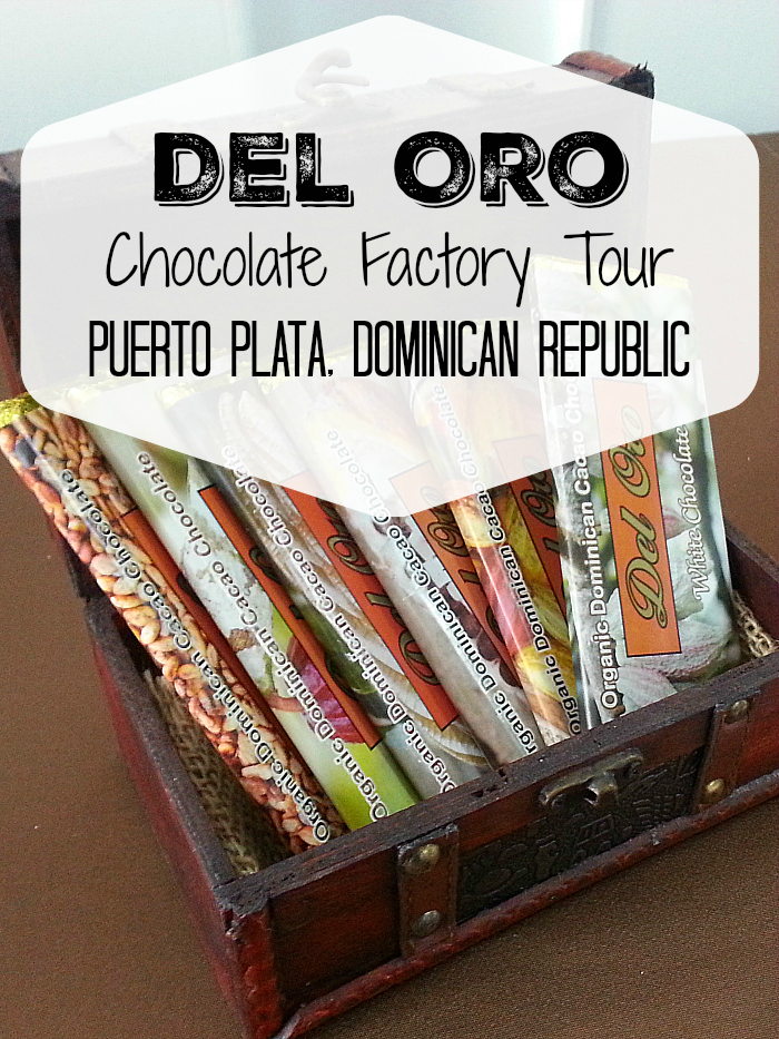 Del Oro Chocolate Factory Tour - Puerto Plata, Dominican Republic