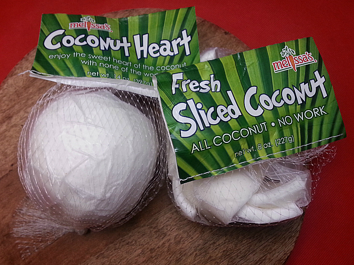 Melissa's Fresh Sliced Coconut