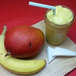 Coconut Mango Smoothie Recipe