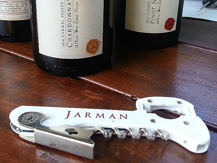 Jarman Wine Lounge - Carmel Valley, California