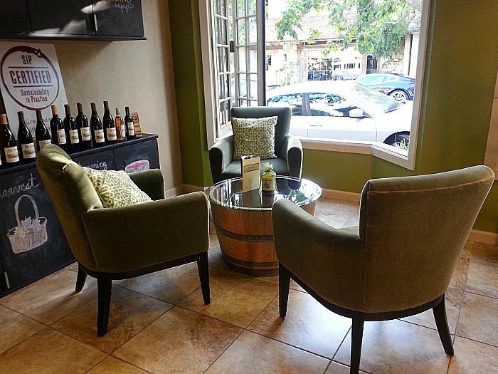 De Tierra Vineyards Tasting Room - Carmel by The Sea, California