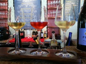 Vino Napoli Wine Bar - Carmel by The Sea, California