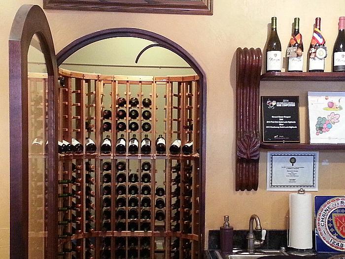 Manzoni Cellars Tasting Room - Carmel by The Sea, California