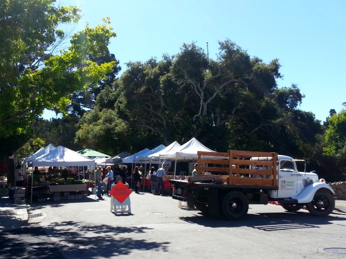 Carmel By The Sea Farmer's Market