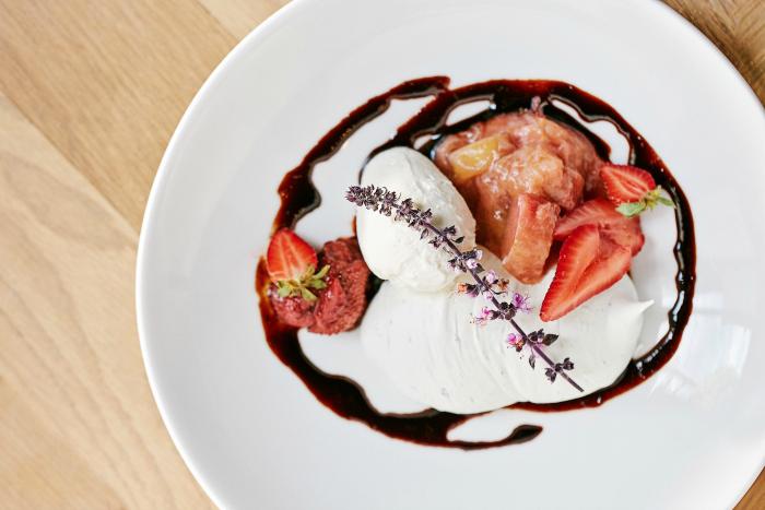 Mr. Lyon's Steakhouse - Palm Springs