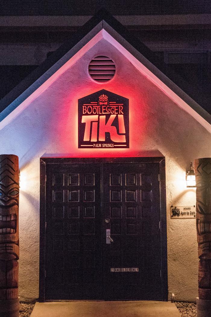 Bootlegger Tiki - Palm Springs