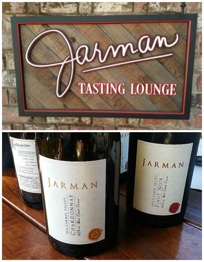 Jarman Wine Tasting Lounge - Carmel Valley, California