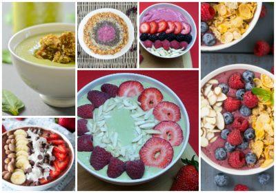 15 Amazingly Delicious Smoothie Bowl Recipes