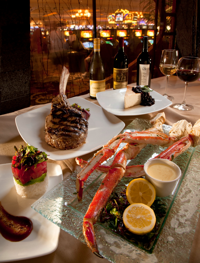 The Steakhouse at Spa Resort Casino - Palm Springs, California