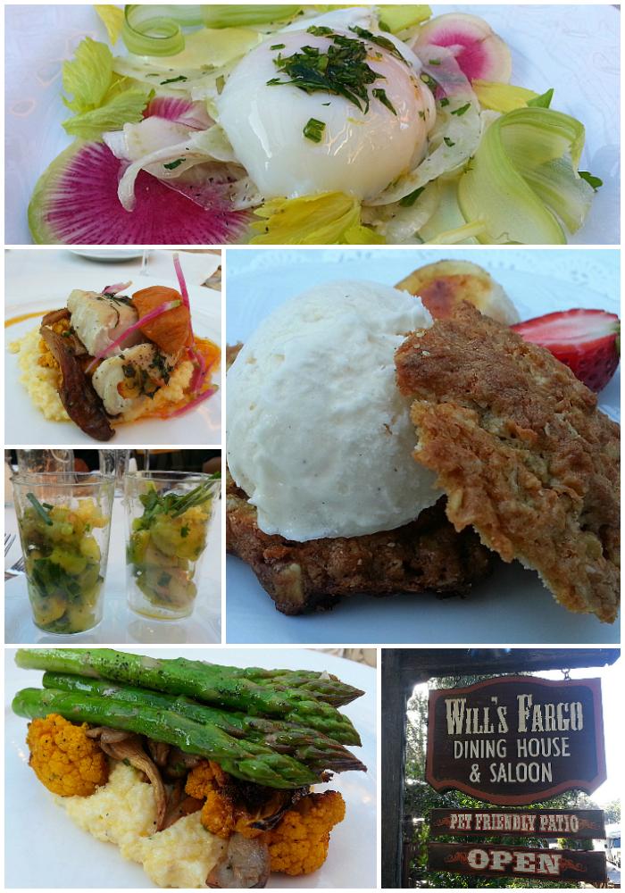 Wills Fargo Dining House and Saloon - Carmel Valley, California