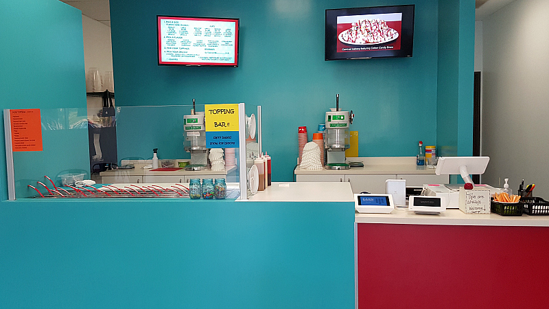 Shaved Ice Ice Baby - Lake Forest, California
