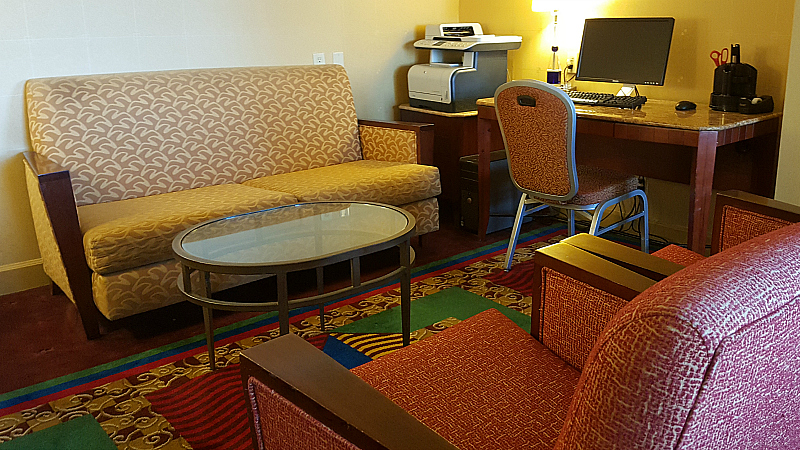 Concierge Level Perks at the Long Beach Marriott
