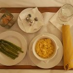 Marriott Room Service in Long Beach