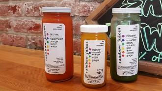 Rainbow Juices - Long Beach, California