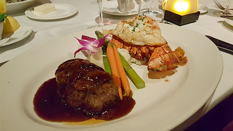 Sir Winston's on The Queen Mary