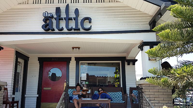 The Attic - Long Beach, California