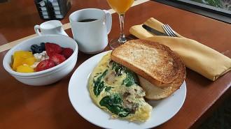 Terrace Grille Breakfast Buffet at the Long Beach Marriott