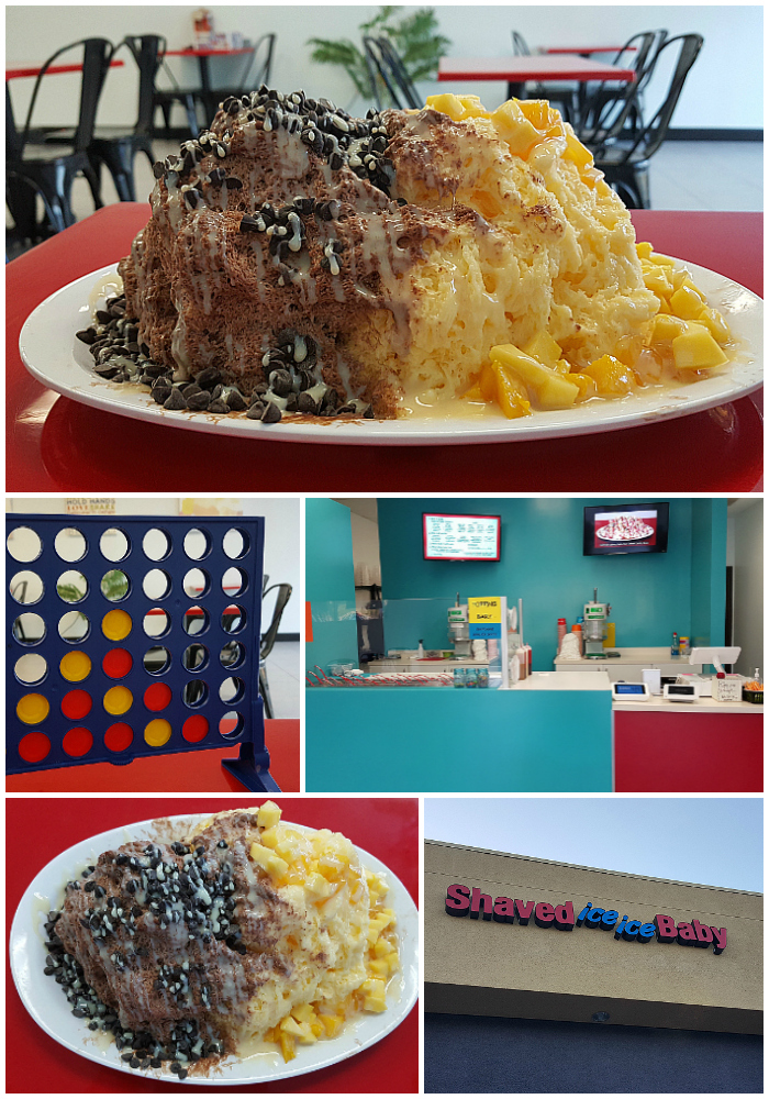Shaved Ice Ice Baby in Lake Forest, California
