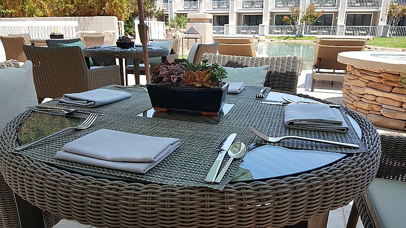 Spa Cafe at the Coronado Island Marriott