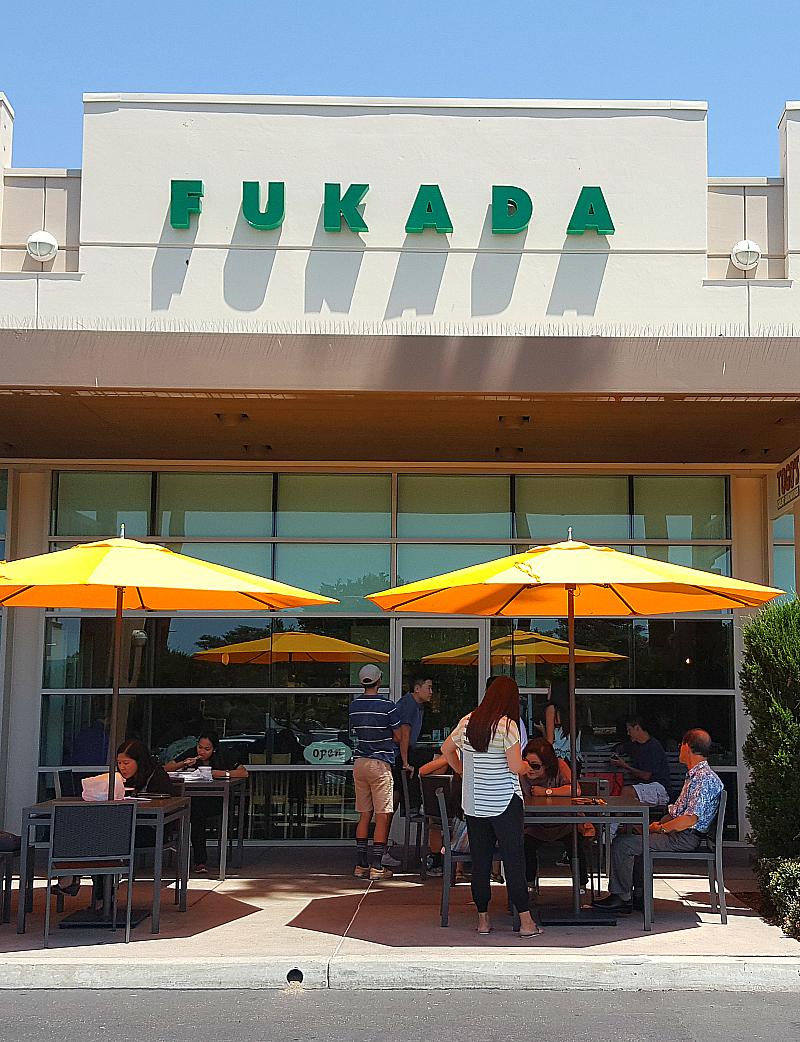 Fukada - Irvine, California