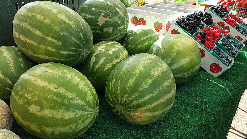 Farmers Park Market - Anaheim, California
