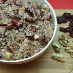 Cranberry Walnut Quinoa Recipe