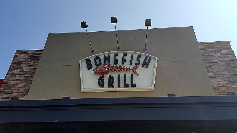 Sunday Brunch at Bonefish Grill - Tustin, California