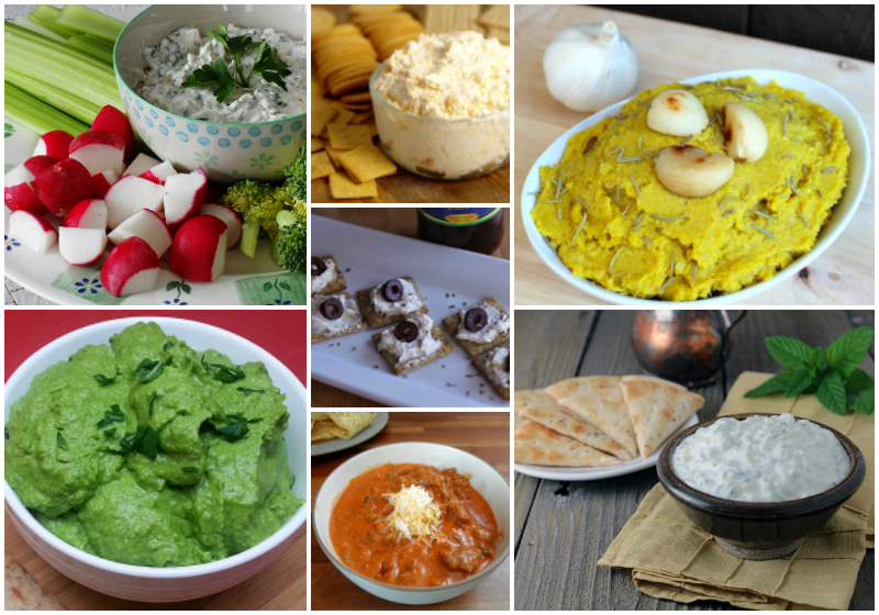 100+ Delicious Dip Recipes
