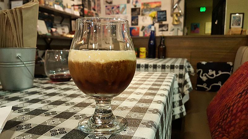 Cold Brew Coffee at Green2Go - Brea, California