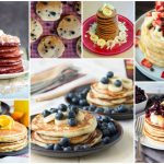 Pancakes Recipes Round Up