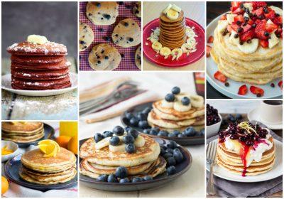Pancakes Pancakes Pancakes ! 60+ Recipes !
