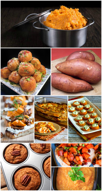 20+ Savory Sweet Potato Recipes