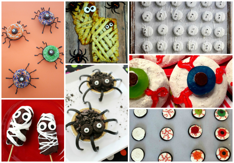 21 Fun Halloween Party Desserts