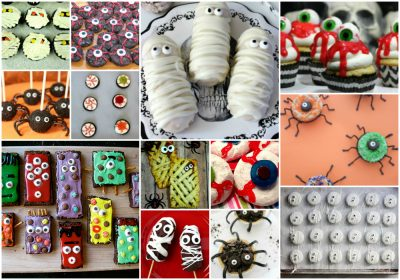 21 Fun Halloween Party Desserts