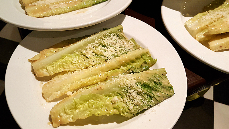 Authentic Caesar Salad Recipe from Caesar's in Tijuana, Mexico