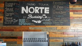 Norte Brewing Company - Tijuana, Mexico