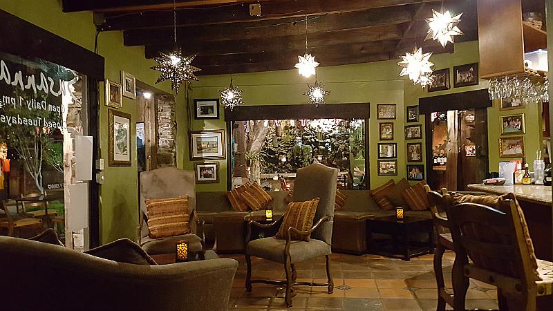 Susanna's Restaurant - Rosarito Beach, Baja California, Mexico