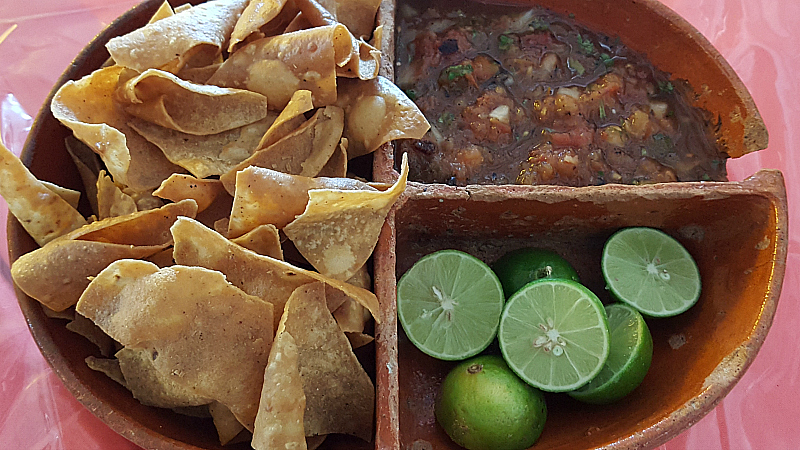 HauHui's Restaurante de Mariscos - Tijuana, Mexico