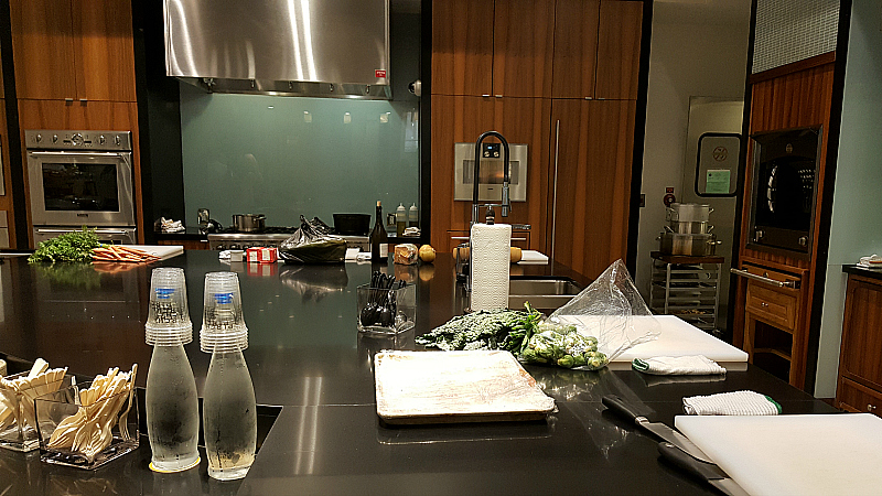 Pirch Seasonal Cooking Class - Costa Mesa, California