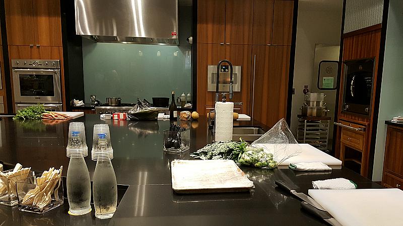 Pirch Seasonal Cooking Class - Costa Mesa, California