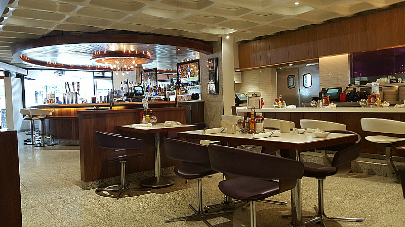 Maryjane's Coffee Shop - Hard Rock Hotel - San Diego, California