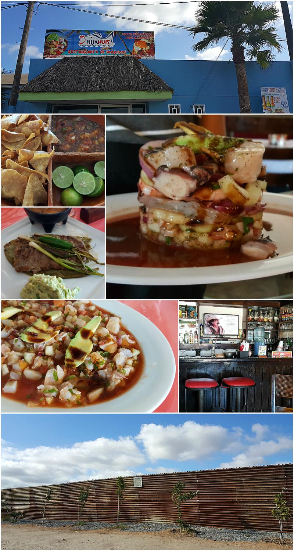 Hauhui's Restaurante de Mariscos - Tijuana, Baja California, Mexico